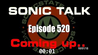 Sonic TALK 520 - Behringer Sample Everything