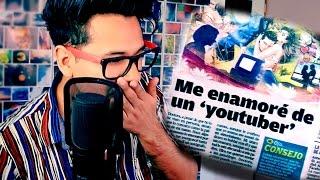 ME DECLARA SU AMOR POR EL PERIÓDICO | ANDYNSANE