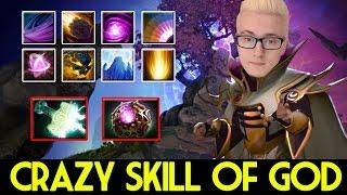 Miracle- Dota2 [Invoker] Crazy Skill of GOD