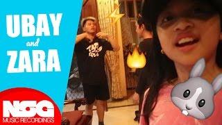 Zara Leola & Ubay nongkrong bareng