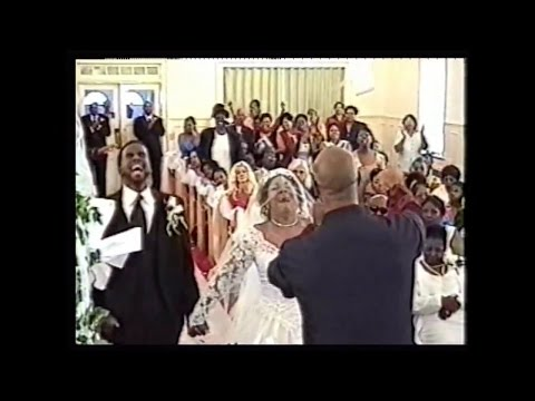 Holy Ghost Wedding