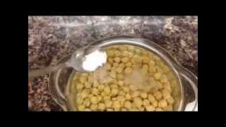 How to make Lahori Channe