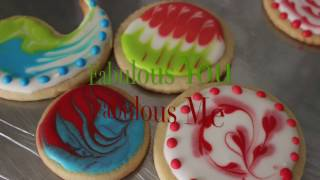 Royal Icing for your Sugar Cookie