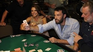 Ben Affleck Kicked Out Of Casino For Card Counting