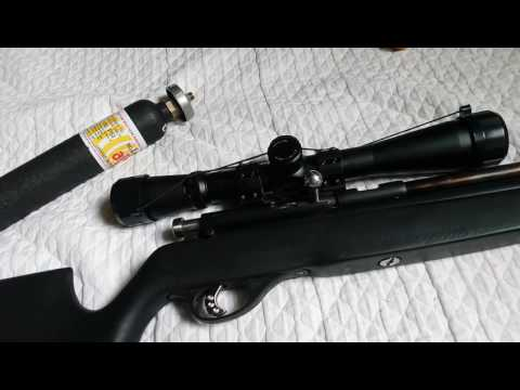 My armscor airgun..ibebenta kona part 1