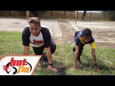 SHUK kena buli dengan budak sekolah dalam acara 100m #GengPagiHot