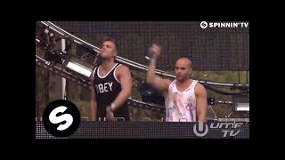 TJR & VINAI - Bounce Generation (Played by Showtek at Ultra Music Festival 2014) OUT NOW