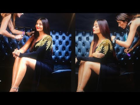 Xxx Mp4 Aishwarya Rai Bachchan Looking Breathtaking Gorgeous In Behind The Scenes Of Her Latest Movie 3gp Sex