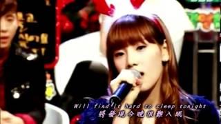 Christmas Song by Girls' Generation Kim Taeyeon