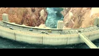 Hoover Dam Collapse from San Andreas
