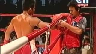 Chey Kosal vs Thun Sophea pt1
