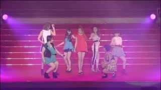 Berryz工房 さよなら 嘘つきの私 Berryz Koubou 10 Shuunen Kinen Budokan Special Live 2013