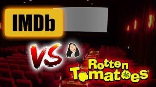 IMDB VS Rotten Tomatoes - MOOVIE TALK
