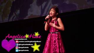Angelica Hale Singing