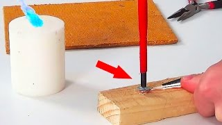 How to make a EASY soldering iron