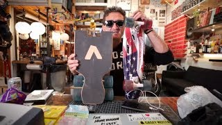 Casey rides on a foldable skateboard. Is he in danger?