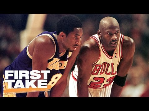 Kobe Bryant Was The Greatest Basketball Player First Take April 20 2017