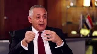 الاتوبيس - حلقه المهندس احمد عبد الرازق رئيس هيئه التنميه الصناعيه