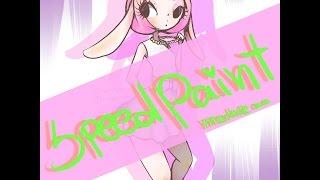 cutegirl △ speedpaint △ Paint tool sai △