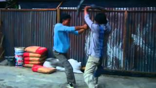 ☯ Iko Uwais Merantau - Roof fight Scene ☯