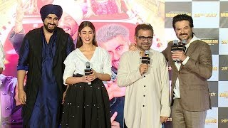 Mubarakan Full Movie Promotion Video - Anil Kapoor | Arjun Kapoor | Ileana D'Cruz | Athiya Shetty