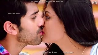 Girl kiss a boy : Valentine