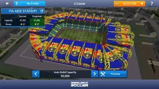 HOW TO CHANGE DREAM LEAGUE SOCCER STADIUM OUTFIT