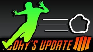 TODAY'S UPDATE: Sliding Returning to ZOMBIES Black Ops 4 INFO