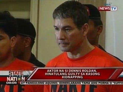 Xxx Mp4 SONA Dennis Roldan Hinatulang Guilty Sa Kasong Kidnapping 3gp Sex