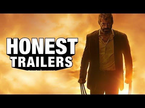 Honest Trailers Logan Feat. Deadpool 200th Episode