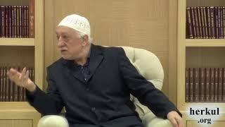 Fethullah Gülen Hocaefendi, Mehmet Akif'in 'Bir Gece'sini seslendiriyor