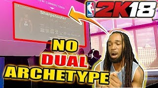 NBA 2K LEAGUE NEWS - NO DUAL ARCHETYPES & BACKGROUND TESTING