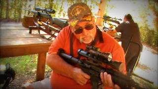 Rifle Trigger Control ( With A Former Sniper )