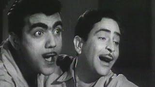 Maama Oh Maama - Raj Kapoor, Mehmood, Parvarish Song (duet)