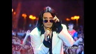 FELICI E PERDENTI - Renato Zero (Domenica in 1995)