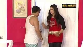 Best Of Amanat Chan and Priya Khan New Pakistani Punjabi Stage Drama Clip