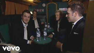 Westlife - Follow Westlife After They Exit the Stage (The Number Ones Tour '05)