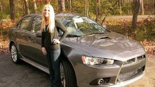 Roadfly.com - 2011 Mitsubishi Lancer Ralliart Road Test & Review