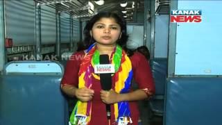Suresh Prabhu Gets Man Arrested For Misbehaving Woman In Running Train