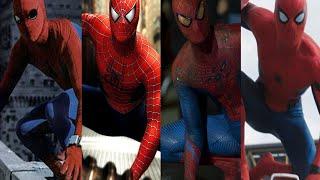 Spider Man Actors: 1977, 2002, 2012, 2016