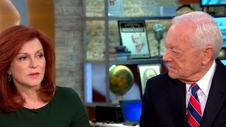 Schieffer and Dowd on Trump