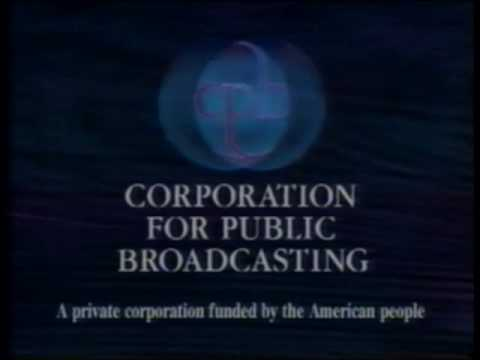 Funding Credits for Reading Rainbow from 1994 Basic