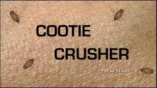 COOTIE CRUSHER O_O: STRANGE ASS GAMES!