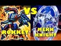 Download Video Download Real Life Yugioh - ROKKET vs MEKK-KNIGHT | September 2018 Scrub League 3GP MP4 FLV