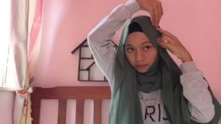 Tutorial shawl || inspired by Zara Zya