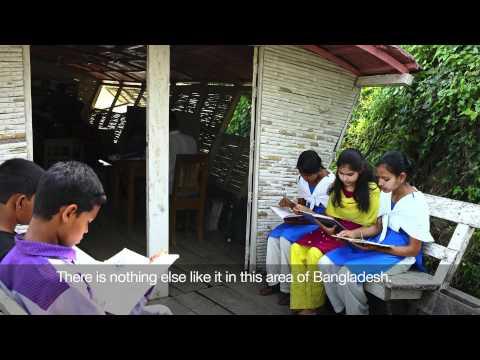 'Afloat' part 2 of 4: Bangladeshi Boat School