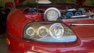 1993 Toyota Supra MKIV... My 1000+whp 6-Speed Restoration