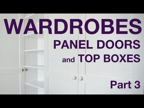 Xxx Mp4 Wardrobes With Panel Doors And Top Boxes P3 039 3gp Sex