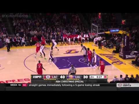 LA Clippers vs LA Lakers (Full