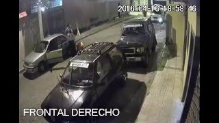 Terremoto en Ecuador (Manabí). Video Impactante. 16/04/2016. Ecuador Earthquake